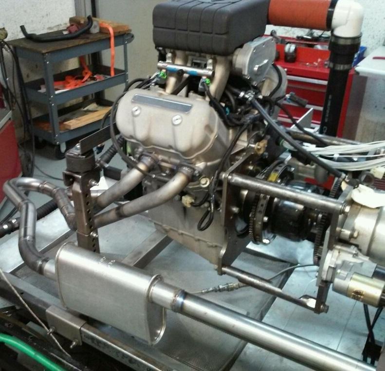 Engine Dyno 4 Samson Motorworks