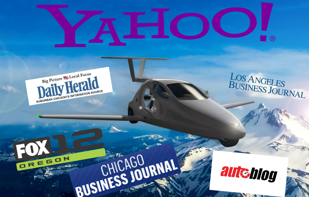 Switchblade Creating International Demand for Flying Cars