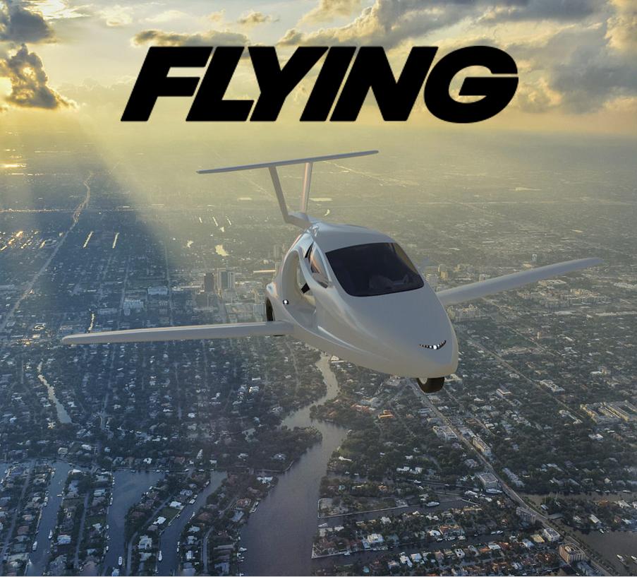 Switchblade Sponsors Flying Car Forum at Sun 'n Fun 2018