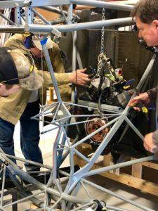 men working on Switchblade