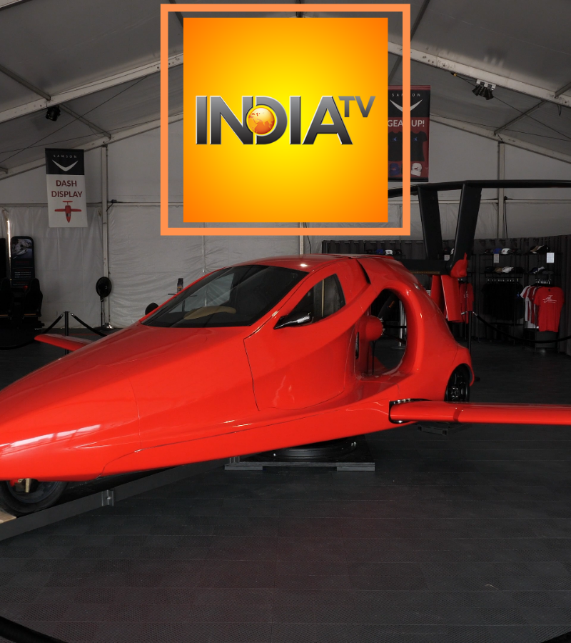 Car that can fly showcased in Wisconsin Air Show