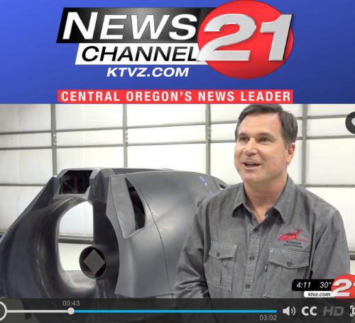 Switchblade Featured on Aero-News Network
