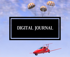 digital journal article cover